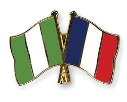France And Nigeria?   Rosé, Une Boucherie, Frejon Et Asa.