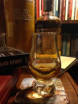 Terroir And Smoke: Bruichladdich Islay Barley 2007 And Smoked Catfish Étouffée With Readings From Sir Albert Howard, Aldo Leopold and Eliot Coleman.