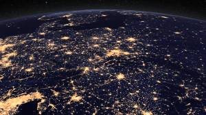 Earth-From-Space-At-Night