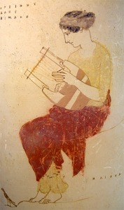 muse-with-lyre