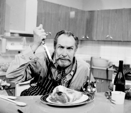 Vincent Price Cooks Small Boys, Final Words With The Dead, The Surprise Of Wild Boar, And Eating Pork Belly While Listening To Ralph Stanley.  (Part 4)