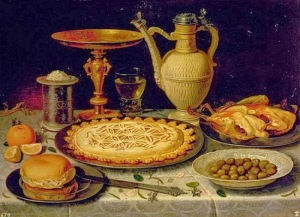 9.clara peeters.still_life_with_a_tart