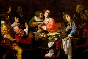 Death_Comes_to_the_Banquet_Table_-_Memento_Mori_-_Martinelli_NOMA-1