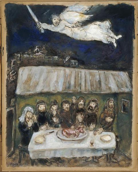 the-israelites-are-eating-the-passover-lamb-1931.jpg!Large