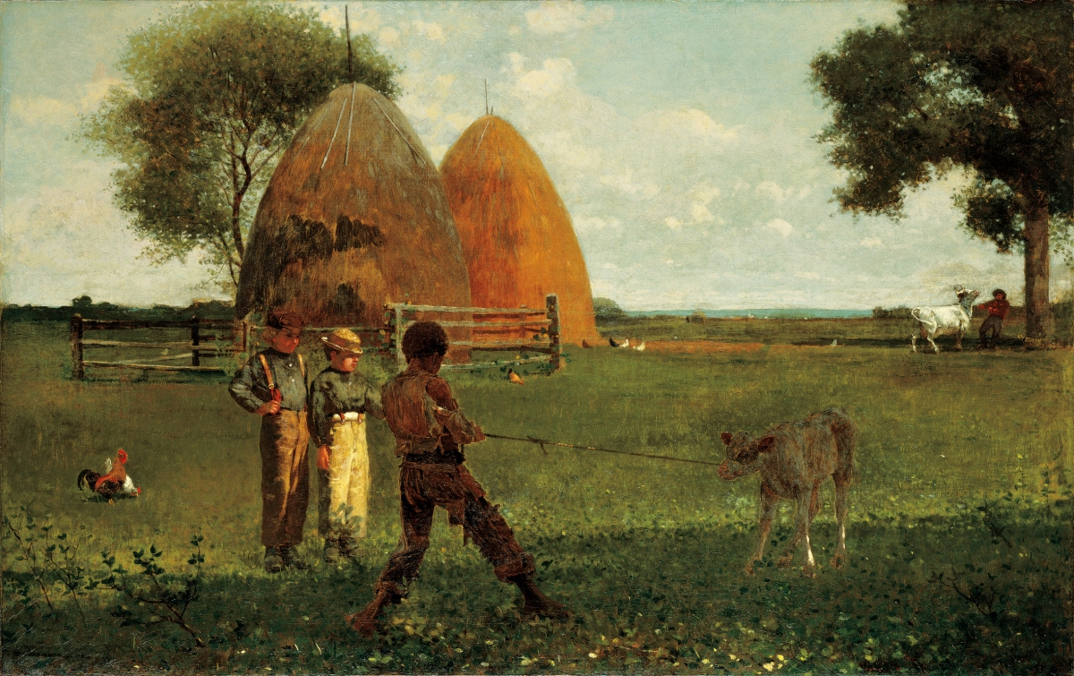Homer, Weaning the Calf, 52_9_16 (HB)_0