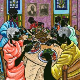 Gullah Cuisine: An Argument And History About Who's in The Kitchen With A Chicken Bog.