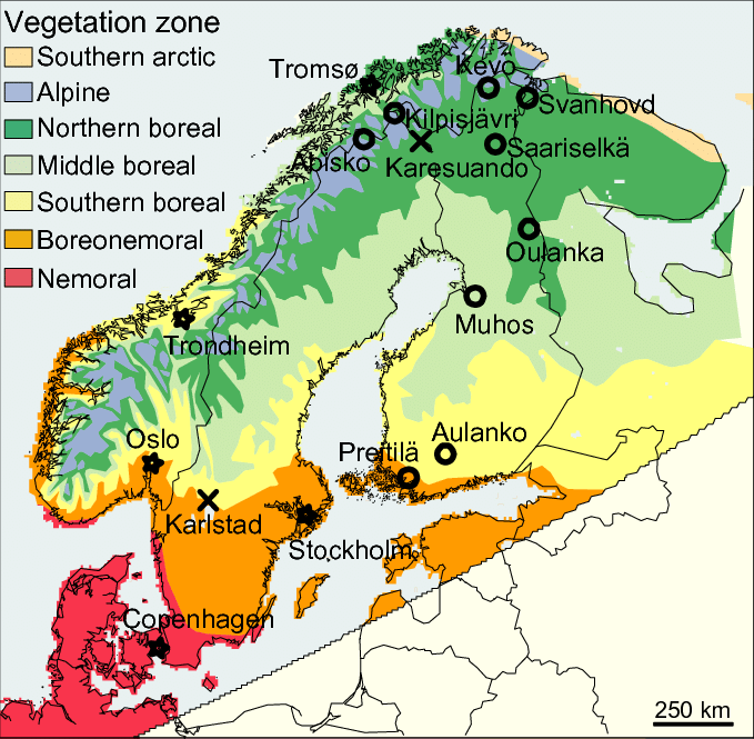 Study-area-Vegetation-zones-following-Moen-1999-and-the-positions-of-the-phenological