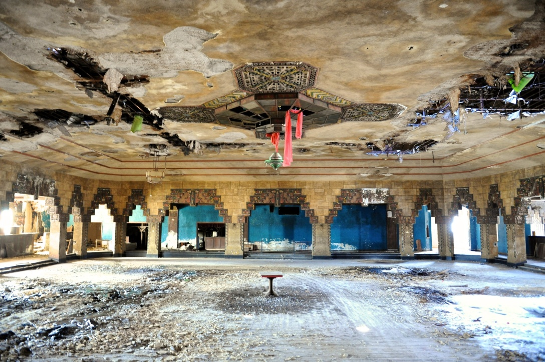 Vanity Ballroom