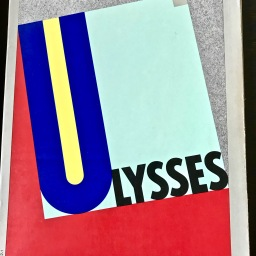 Eating Ulysses.  Bloom Balls.